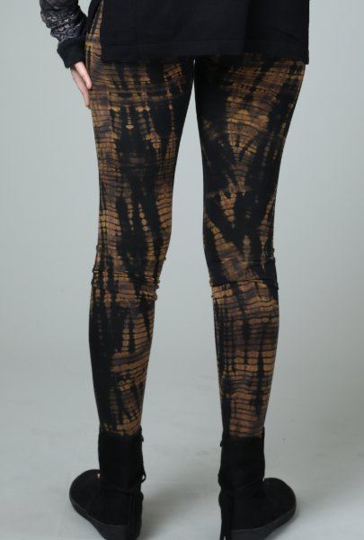 Tie Dye Tights Leggings