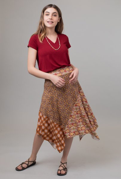 Mix and Match skirt